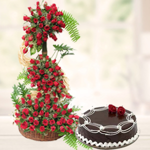 flower-cake-combo-combos-Bhopal