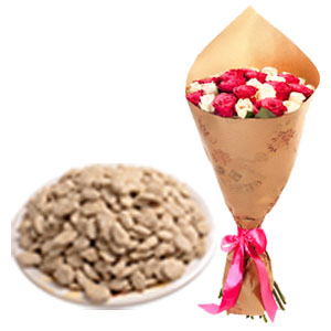 flowers-with-revdi-combos-Bhopal