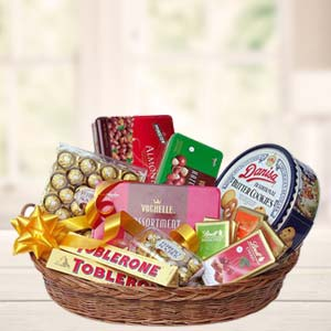 Chocolate Basket: I am sorry Janki Nagar,  Bhopal