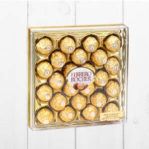 Ferrero Rocher 24 Pieces: New year Arera-hills, Bhopal