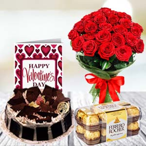 Chocolate Combo: Valentine's Day  Bhopal