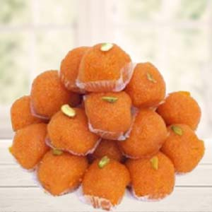Ladoo Box: Sweets Chichli, Bhopal