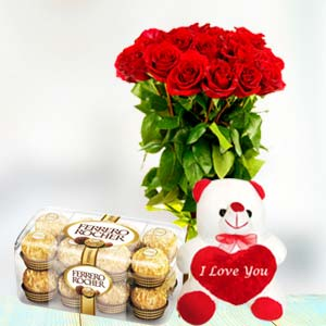 I LOVE YOU: Valentine Gifts For Wife  Bhopal