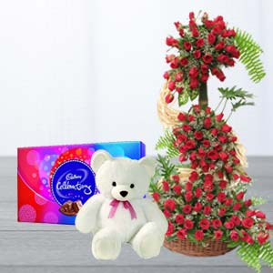 BEAUTIFUL GIFT HAMPER: Valentine's Day  Bhopal