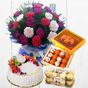 All Sweet Combo: Raksha bandhan Bda-colony, Bhopal