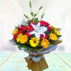 Exclusive Mix Flowers: Gift Misrod,  Bhopal