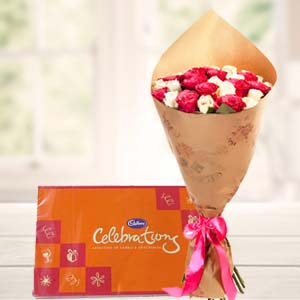 Best Celebrations Combo: Valentine's Day Gifts For Girlfriend Baskheda,  Bhopal