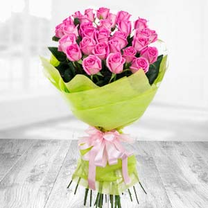Bunch Of 20 Pink Roses : Unique-mothers-day-gifts  Bhopal