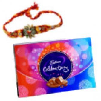 Rakhi Celebration Gifts: Rakhi Bairagarh,  Bhopal