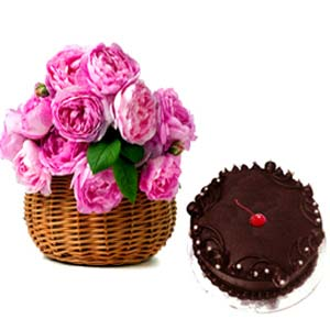 Pink Roses And Chocolate Cakes: Gift Bhanpur,  Bhopal