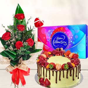 Regular Gift Combos: Promise-day  Bhopal