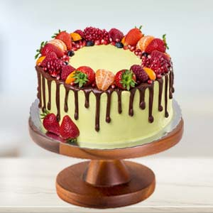 Butterscotch Fruit Cake: Valentine's Day Gift Ideas Arera Hills,  Bhopal