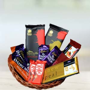 Mix Assorted Chocolates: Birthday-chocolates  Bhopal